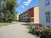 隔壁房屋: st. Lenin, 房屋 61. 医院 Отрадненская городская больница
