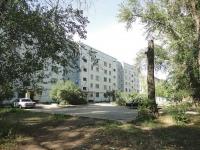 Otradny, Leningradskaya st, house 41. Apartment house