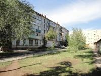 Otradny, st Leningradskaya, house 43. Apartment house