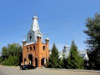 Отрадный, улица Нефтяников, дом 34. храм В честь Рождества Пресвятой Богородицы