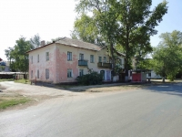 Otradny, Neftyanikov st, house 45. Apartment house