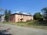Отрадный, улица Нефтяников, дом 55. многоквартирный дом