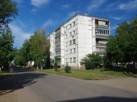 Otradny, Neftyanikov st, house 61. Apartment house