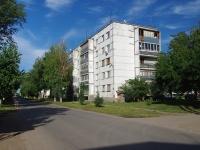 Отрадный, улица Нефтяников, дом 61. многоквартирный дом