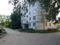 Otradny, Novokuybyshevskaya st, house 27. Apartment house