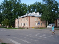 Otradny, Novokuybyshevskaya st, house 31. Apartment house