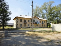 Otradny, Ostrovsky st, house 4. Apartment house