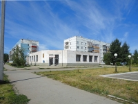 Otradny, Orlov st, house 12. Apartment house