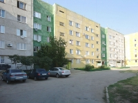 Otradny, Orlov st, house 18Б. Apartment house