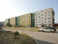Otradny, Orlov st, house 18В. Apartment house