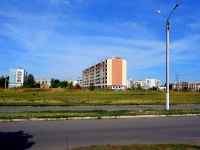 Отрадный, улица Орлова, дом 11. многоквартирный дом
