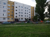 Otradny, Orlov st, house 18. Apartment house