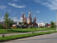 Отрадный, улица Орлова, дом 11А. храм В честь великомученика и целителя Пантелеимона