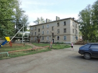 Otradny, Pervomayskaya st, house 22. Apartment house