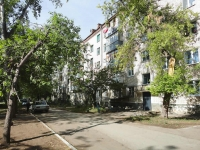 Otradny, Pervomayskaya st, house 49. Apartment house