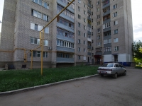 Otradny, Pervomayskaya st, house 53. Apartment house