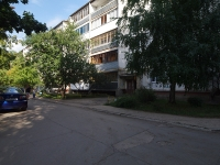 Otradny, Pervomayskaya st, house 57. Apartment house
