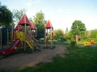 Otradny, Pervomayskaya st, public garden