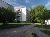 Otradny, Pervomayskaya st, house 63. Apartment house