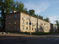Отрадный, улица Первомайская, дом 23. многоквартирный дом