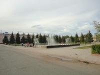 奧特拉德内, 喷泉 на площади перед ДК РОССИЯPervomayskaya st, 喷泉 на площади перед ДК РОССИЯ