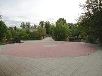 Отрадный, улица Первомайская, сквер