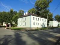 Otradny, st Pionerskaya, house 1. Apartment house