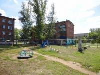 Otradny, st Pionerskaya, house 4. Apartment house