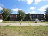 Otradny, st Pionerskaya, house 6. Apartment house
