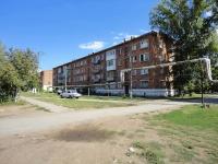 Otradny, st Pionerskaya, house 8. Apartment house