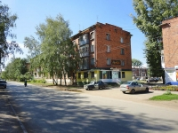 Otradny, Pionerskaya st, house 10. Apartment house