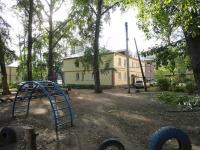 Otradny, st Pionerskaya, house 13. Apartment house