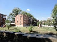 Otradny, st Pionerskaya, house 14А. Apartment house