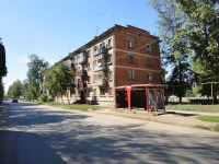 Otradny, st Pionerskaya, house 16. Apartment house