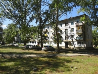 Otradny, Pionerskaya st, house 19. Apartment house