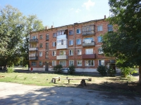 Otradny, Pionerskaya st, house 20. Apartment house
