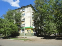 Otradny, Pionerskaya st, house 25. Apartment house
