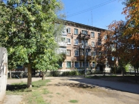 Otradny, Pionerskaya st, house 26. Apartment house