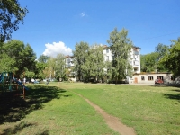 Otradny, Pionerskaya st, house 29. Apartment house