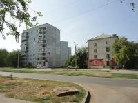 Отрадный, улица Победы, дом 1А. многоквартирный дом