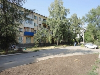 Otradny, Pobedy st, house 7А. Apartment house