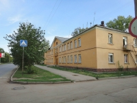 Otradny, Pobedy st, house 40. Apartment house