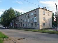 Otradny, Pobedy st, house 34. Apartment house