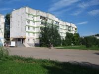 Отрадный, улица Сабирзянова, дом 5. многоквартирный дом