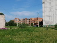 Отрадный, школа №10, улица Сабирзянова, дом 9А