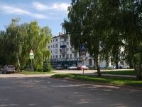 Отрадный, улица Сабирзянова, дом 10. многоквартирный дом