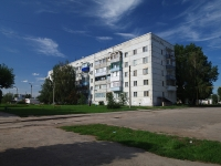Otradny, Sabirzyanov st, house 13. Apartment house