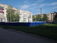Отрадный, улица Сабирзянова. спортивная площадка