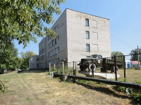 Отрадный, улица Советская, дом 19. офисное здание