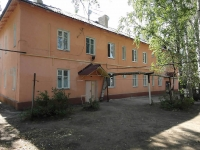 Otradny, Sovetskaya st, house 42. Apartment house